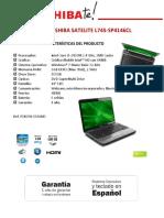 Toshiba l745 Sp4146cl