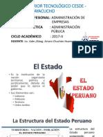 Adm. Pública en perú.
