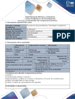Guía Para El Desarrollo Del Componente Práctico-Unidad 1-Fase 1