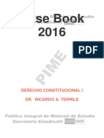 Case Book 2016 - Terrile