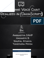 Real-Time Voice Chat Realized in JavaScript - Bahasa Indonesia