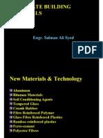 22095691 Alternate Building Materials