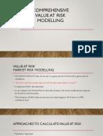 Comprehensive VaR Modelling Assignment