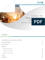 China Policy Financial Bonds Primer