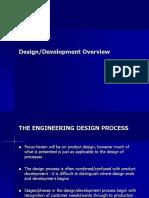 Design Development Overview