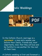 Catholic Weddings for Win97