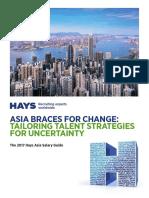 2017 Hays Asia Salary Guide - En