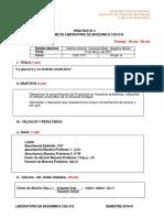 Informe Laboratorio N° 4 CQU 310