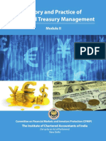 Theory and Practice of Forex Treasury Mgt Module II