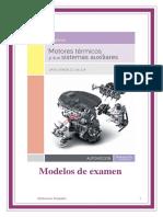 Modelos de Examen GS Actualizado