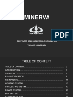 Minerva Blueprint