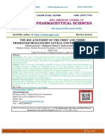 THE RELATIONSHIP OF THE FIRST AND THIRD TRIMESTER HEMATOCRIT LEVELS AND PREECLAMPSIA