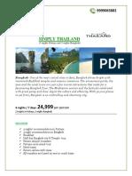 GCN TRAVELS- Magical Thailand (Pattaya and Bangkok)
