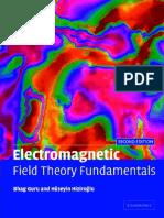 Electromagnetic Field Theory Fundamentals 2nd Edition by Bhag Singh Guru and Huseyin R Hiziroglu (1) Part1