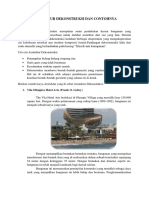 Arsitektur Dekonstruksi Merupakan Suatu Pendekatan Desain Bangunan Yang Merupakan Usaha