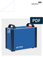 CP TD1 User Manual