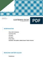 01 Elektronika Dasar Circuit Abstraction