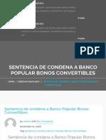 Sentencia de condena a Banco Popular Bonos Convertibles - Abogados Valencia.pdf