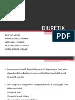 diuretik