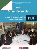 Modulo1 Direccion Escolar
