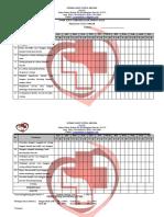 Form Audit Pencegahan dan Pengendalian Infeksi