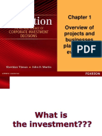 Chapter 1 - Overview of Projects and Businesses Planning and Evaluation