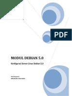 Modul Debian 5.0
