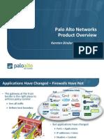 Palo Alto Networks Cust June 2009