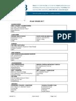 ICB Exam Venues 2017 PDF