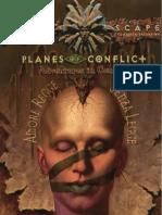 Planes of Conflict - Conflict Adventures