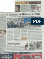 La Provence article du 22 août 2017