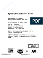 Specification for Pipeline Valves - AP SPEC 6D.pdf