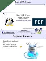 Linux-usb Gadget Drivers