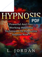 Hypnosis _ Self Hypnosis, Power - L.J. Jordan.epub