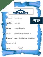 Santos Johan Virtual Tarea