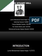Presentation_John Stuart Mill
