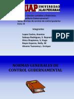 Servicio de Control Posterior