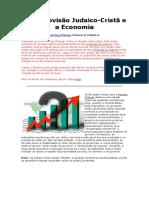 A Cosmovisão Judaico-Cristã e a Economia.pdf