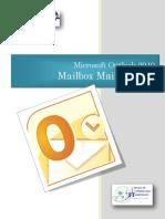 b Mailbox Maintenance b