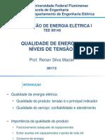 Aulas 11 12 Qualidade Energia Tensao 20172