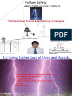 Presentation ESE Type Lightning Protecton Year 2017-1