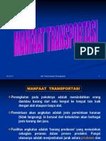 KUL 01 Manfaat Angkutan