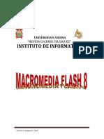Flash 8 - Inst. Infor.