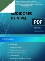 Medidores de Nivel - Pernia, Valera, Verde