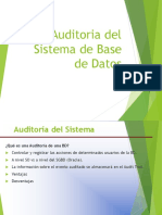 Auditoria+de+BD