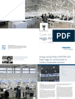 Philips MASTERLEDlamps Case Study Reggs