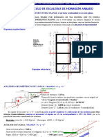 Ejemplos de Cálculo ESCALERAS-2011