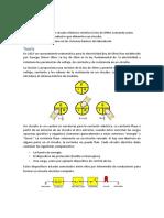 Primer Informe Electrotecnia