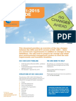 NQA ISO 14001 2015 Transition Guidance 6pp India (A4)