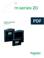 Sepam series 20 - User manual